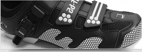Competitive Biking Shoes